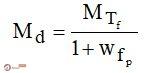 فرمول جرم خشک کل نمونه در آزمایش تحکیم