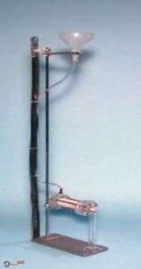 دستگاه آزمایش واگرایی خاک (پین هول)