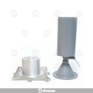 تعیین دانسیته در محل به کمک دستگاه سند باتل