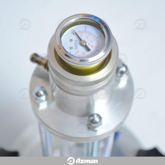 دستگاه تعیین درصد هوای بتن روش A