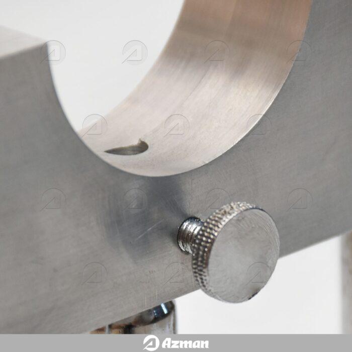 کمپراتور تعیین طول نمونه منشوری سیمان