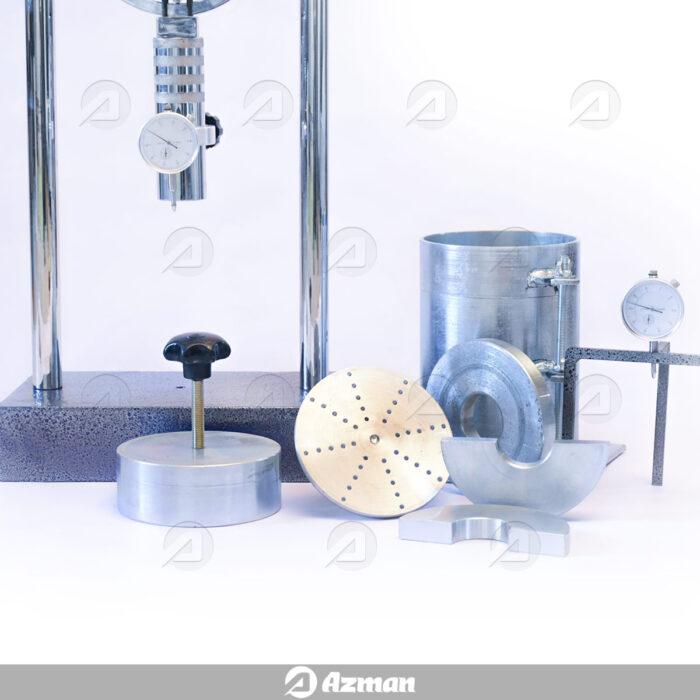 لوازم و ملحقات آزمایش CBR