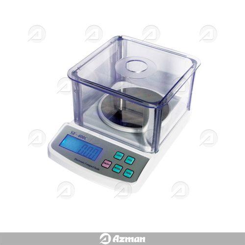 ترازوی آزمایشگاهی 500 گرم با دقت 0.01