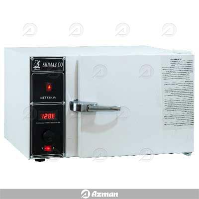 فور (آون) 22 لیتری هوشمند محفظه استیل برند شیماز