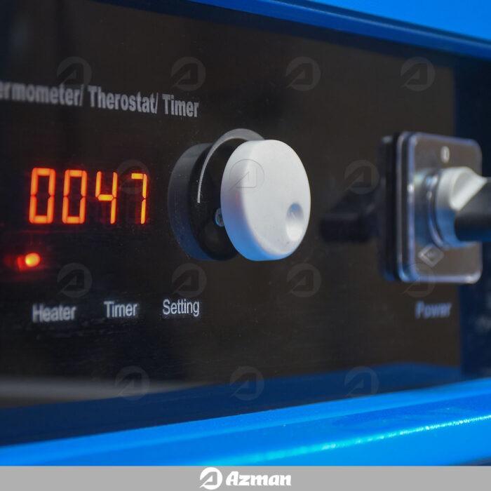 فور (آون) آزمایشگاهی فن دار هوشمند محفظه آلومینیوم ۱۰۰ لیتری برند شیماز