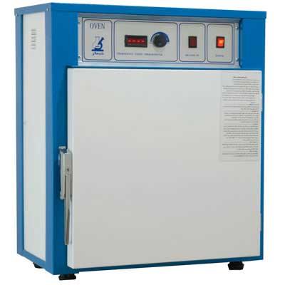 فور (آون) آزمایشگاهی هوشمند فندار ۵۵ لیتری محفظه استیل شیماز