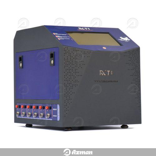 دستگاه تعیین نفوذپذیری بتن در برابر کلراید - باکس برقی